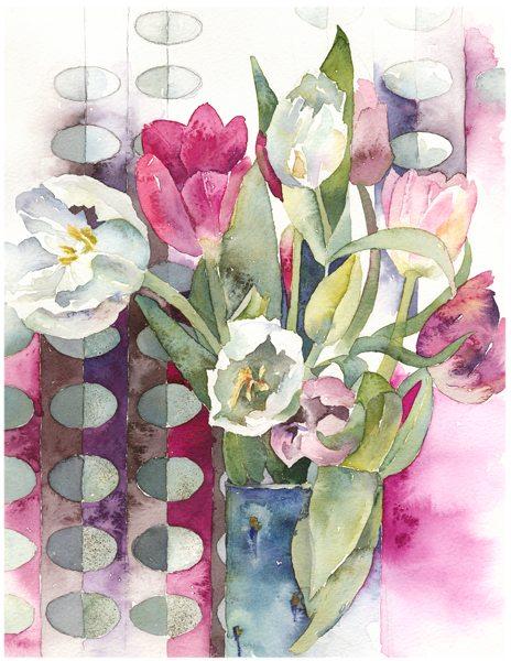 Margo's-Tulips