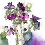 Anemones-in-Three-Jugs