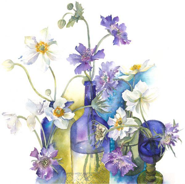 Blue-Bottles