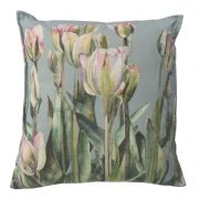 Tulips cushion ok